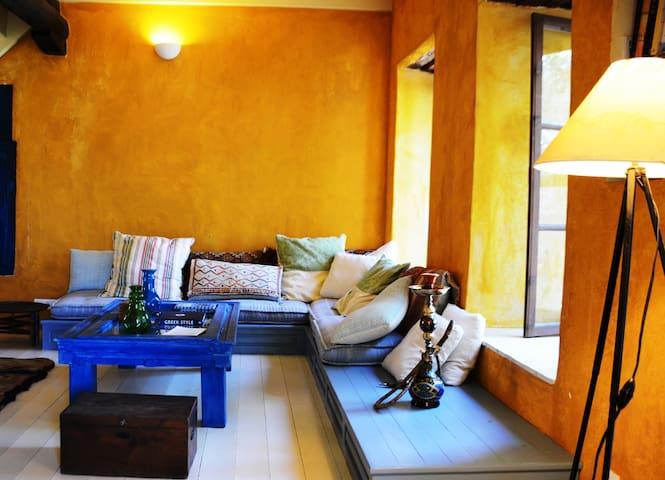 Villa surrounded by green in Kastellorizo island - Kastellorizo - Villa