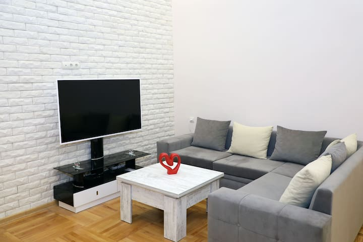 Your Home in the ❤ of Tbilisi - Modern & Charming!
