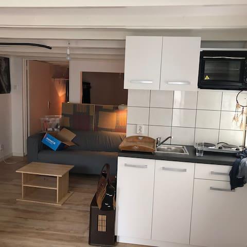 Long stay studio in Hilversum (7 days minimum)