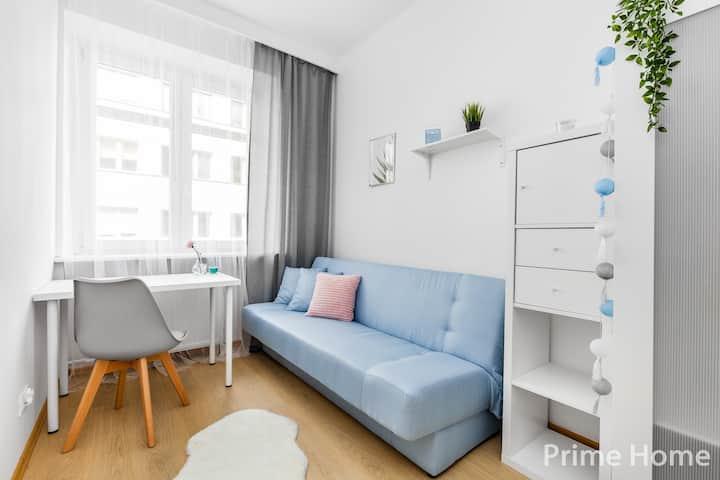 Prime Home Gdynia Centrum pokój 1-osobowy