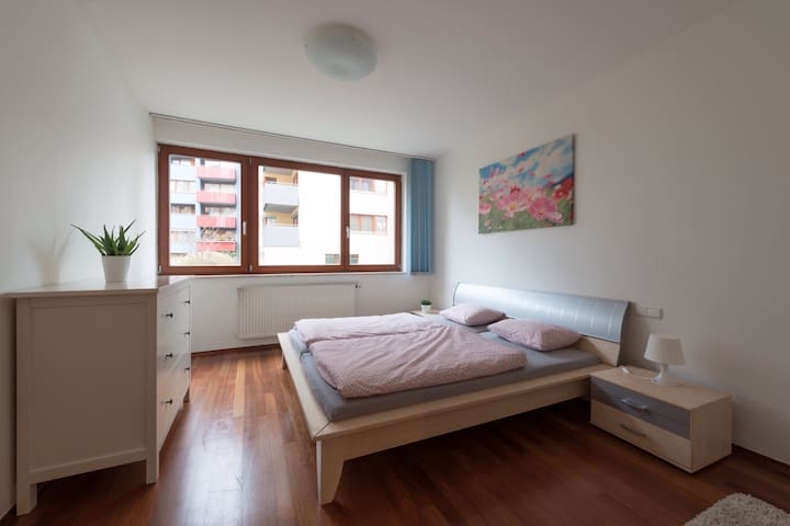 Rooms and parking garage - Praha - Daire