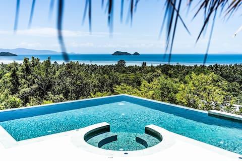 ||New|| Stunning Sea View Villa & Infinity Pool