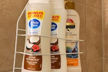 Forget some shower products? We've got you covered!