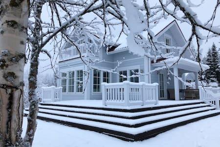 Вилла Аурелия, Лапландия,  в тишине и покое, 100м2