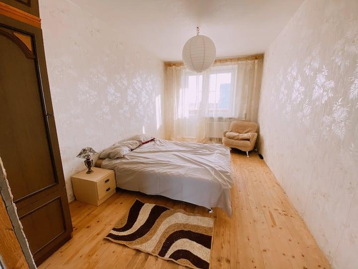 Апартаменты (2-я Мелитопольская улица дом 52)