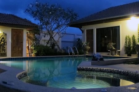 Luxury Pool villa - Tambon Taphong
