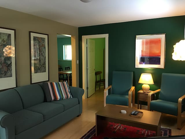 Stay in the Bay Guest Suite