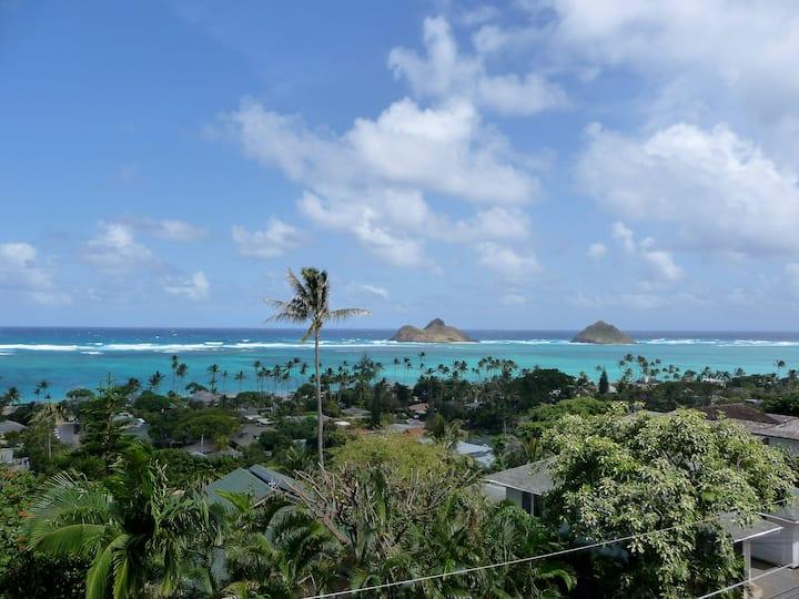 Lanikai Ocean View