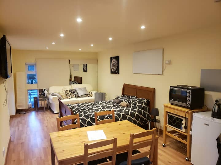 Greater Manchester Detached Studio