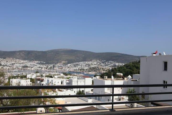 Bodrum Merkez Çatı katı