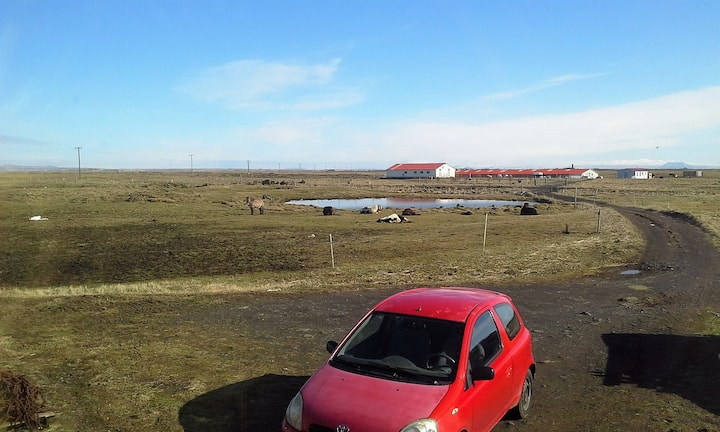 Home in the countryside around Selfoss