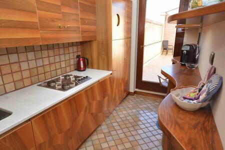 Luxury apartment Mauri