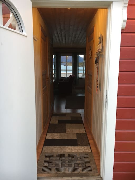 Velkommen inn!
