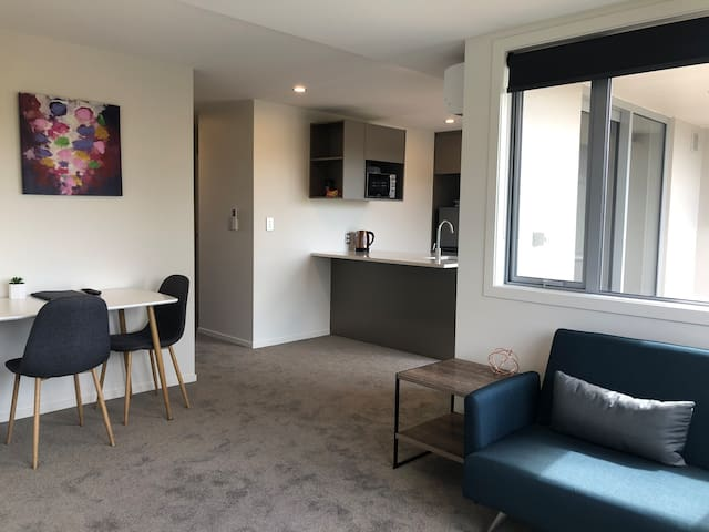 NEW! 1BR Located in CHCH City Centre (204)
