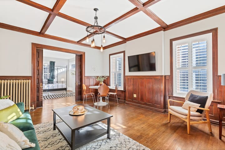 Comfortable Elegance in the Heart of the CWE