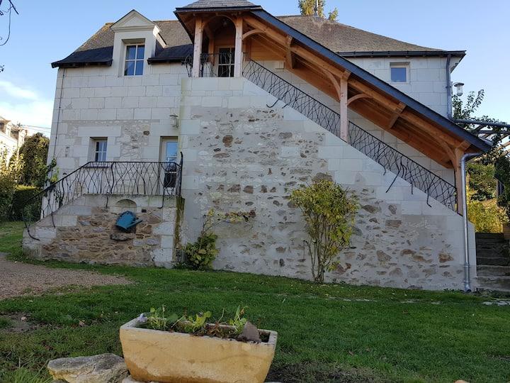 House-Exclusive-Private Bathroom-Garden View-Gîte La Haute Cormerie