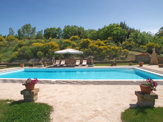 Charming Independent House in the Hills of Umbria - Orvieto - Casa