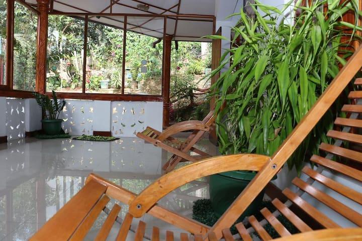 Ella green home(luxury room)