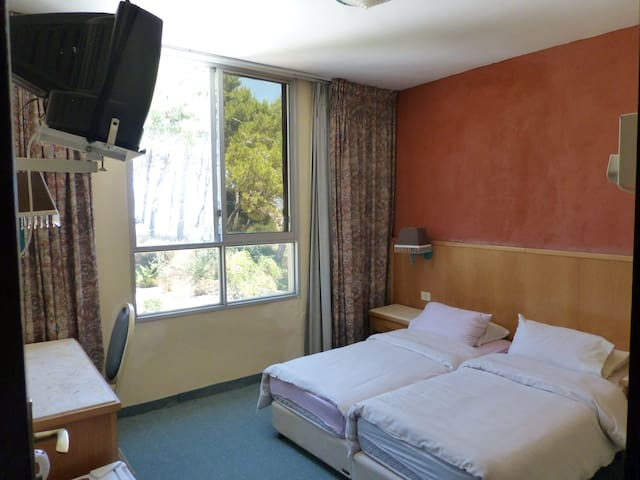 Self Catering room In Marom Hotel