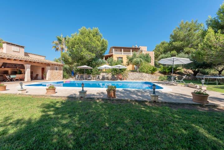 Es Cap des Puig - Porto Colom Area, Mallorca
