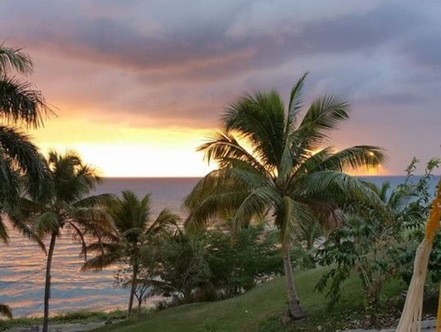 Casa Blanca enjoys some of the most beautiful sunsets in the world!
