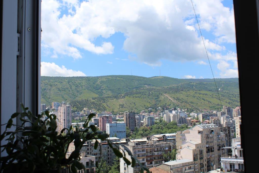 Tbilisi Tskneti Mountain Villa Tbilisi City Georgia: Season Discounts Tbilisi Center
