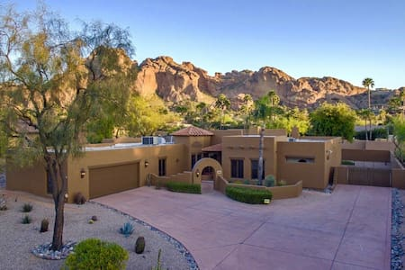 Breathtaking Camelback Mountain Views! - House