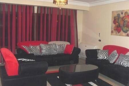 Fully furnished apartment ..3 rooms - Masr Al Jadidah