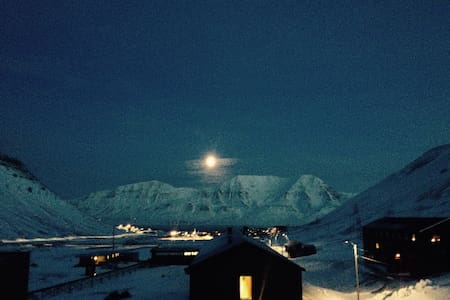 Best View in Longyearbyen! - Longyearbyen