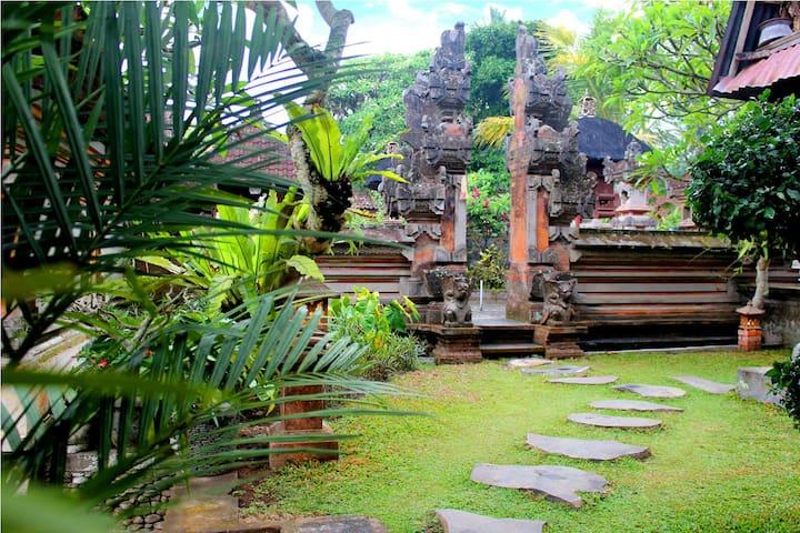 Balinese Compound
