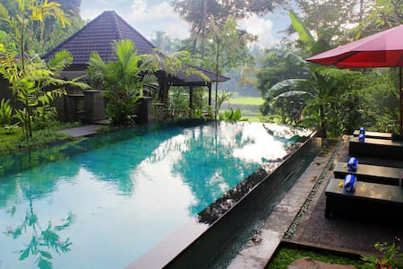 1Br Balinese Villa beautiful view - Ubud - Villa