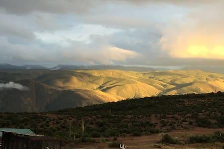 Ranch Camping, Trails, Views & Animal interaction