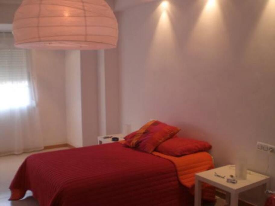 Habitación Principal de 21 m2 con vestidor