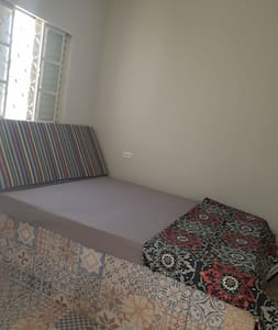 Suite com entrada privada e climatizada