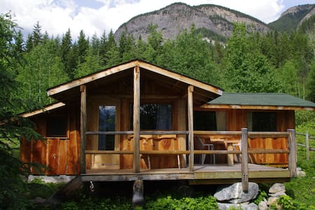 Blaeberry Cabin - Golden