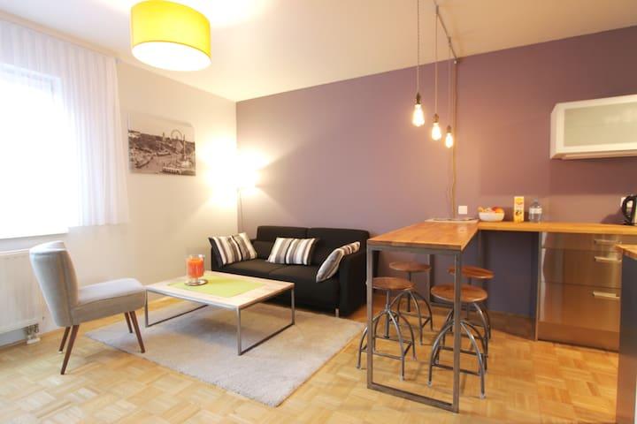 Elegantes Apartment Messe/Prater