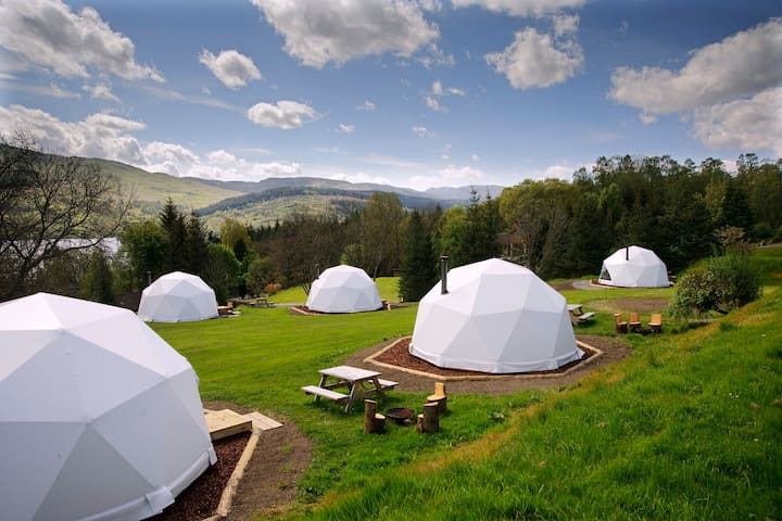 Glamping Dome - Milton Morenish - Other