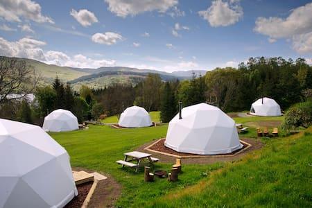 Glamping Dome - Milton Morenish