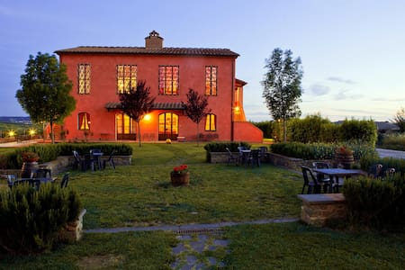 Farmhouse near Florence and Vinci - Cerreto Guidi