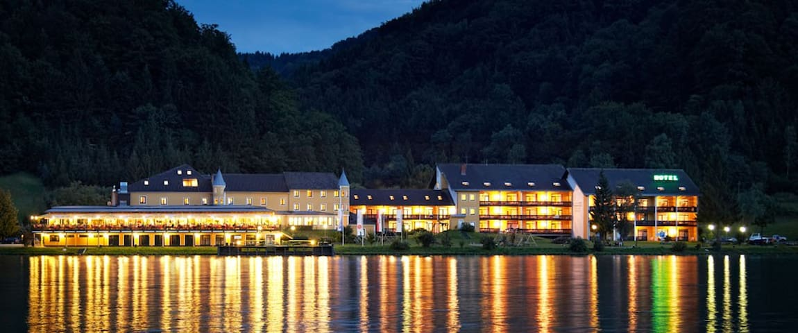 Hotel Donauschlinge - Schlögen - Bed & Breakfast