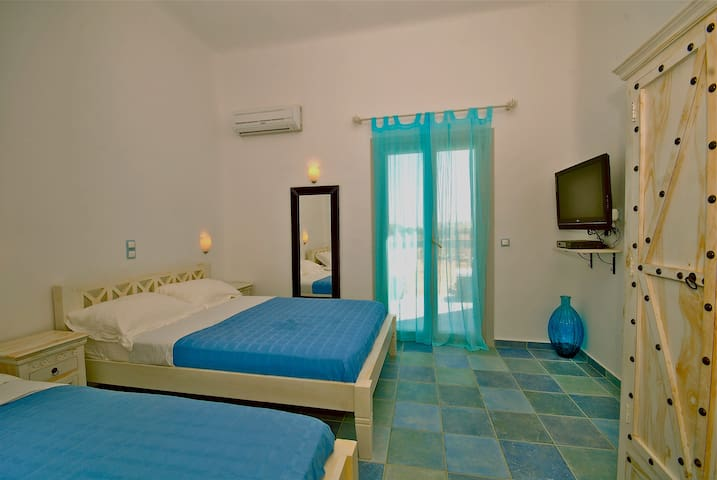 ethereal lux apartments near beach for 3 - 米科諾斯(Míkonos) - 公寓