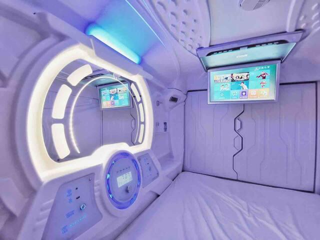 阿蔓达太空舱酒店