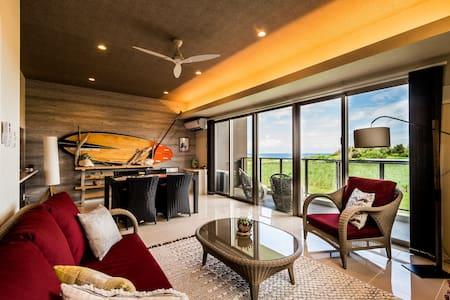☆Ocean View Resort☆広いリビングで優雅な時間を♪6名様まで宿泊可!「ロンバケ沖縄」