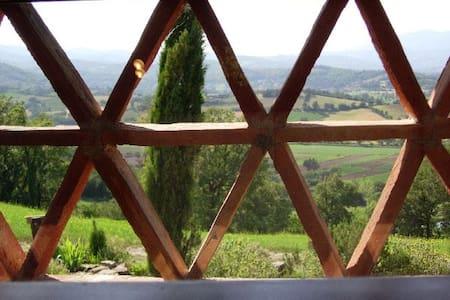 Il Cielo di Montemiliano - Monolocale con giardino - Monterchi