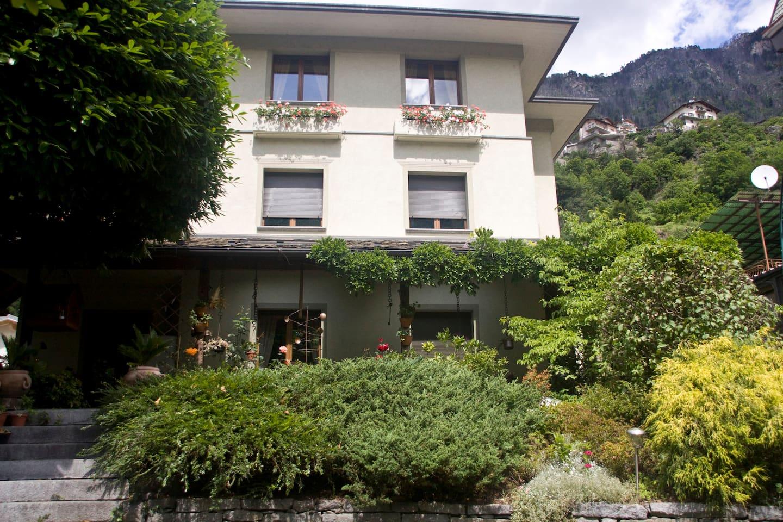 Nice room with views of  Mortirolo