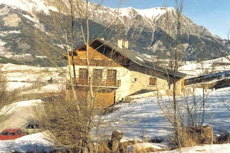 Joli studio de montagne - Enchastrayes