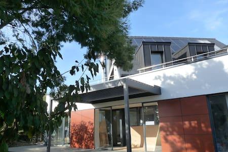 Appart. 100 m2 maison d'architecte - La Turballe - 公寓