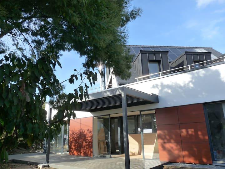 Appart. 100 m2 maison d'architecte