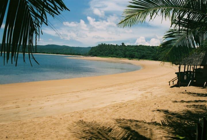 Carangyan Beach Resort  Deluxe Room