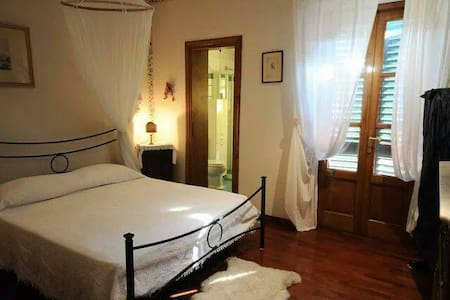 Double Room with en suite Bathroom - Viareggio